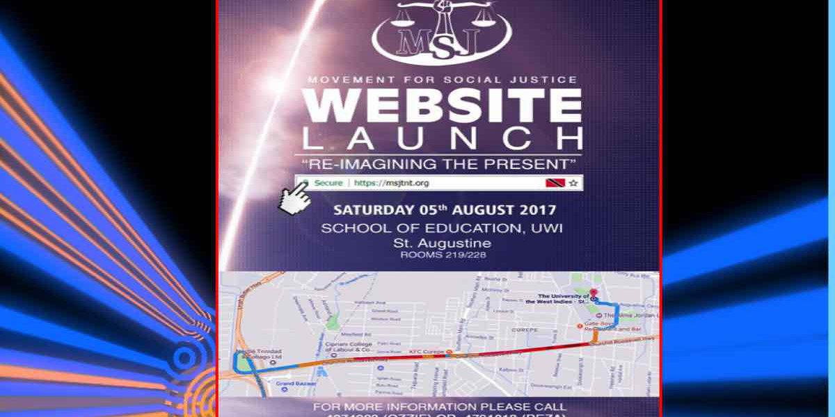 MSJ Website Launch